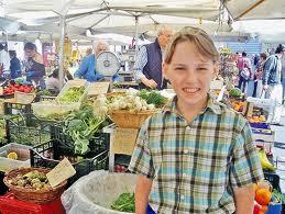 Niño de 11 años aboga <br/>por cambios alimenticios