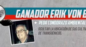 ¿Cómo Erik von Baer llegó a patentar quínoa chilena?