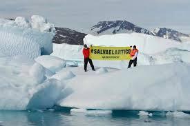 Campaña por el Ártico como Zona Protegida