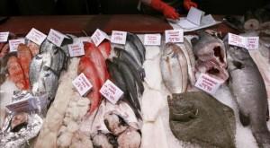Peces y mariscos: ¿mercurio al plato?