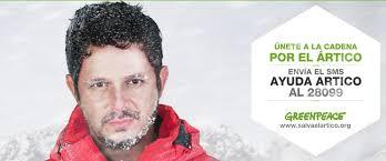 Alejando Sanz logra que Obama se comprometa por Ártico