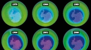 Detectan nuevos gases que destruyen la capa de ozono
