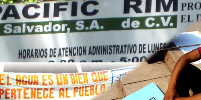 Gran minera demanda a El Salvador por no dejarla explotar el oro ¿?