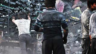 """El documental """"La tragedia electrónica"""" devela la mafia que hay tras el """"reciclaje"""""""