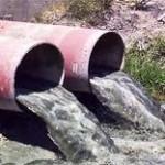Sustancias tóxicas en cursos de agua.