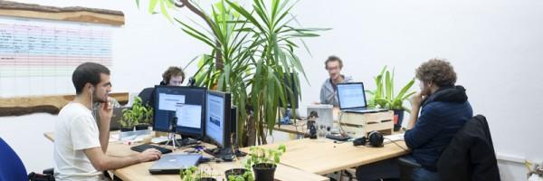 """""""Think Farm"""": La fábrica de ideas verdes en Berlín"""