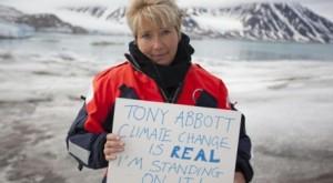 Emma Thompson defiende el Ártico en simple y preciso