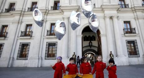 Recordatorio a Chile en La Moneda: Ley de Protección de Glaciares
