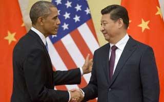 China-EE.UU: acuerdo climático entre los grandes
