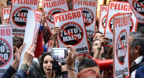 Empresa se negó a trabajar en hidroeléctrica Alto Maipo