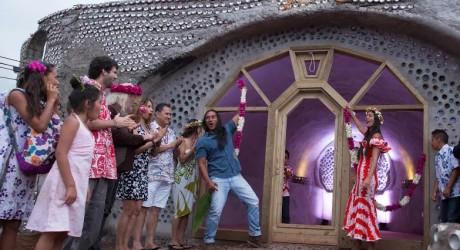 Con desechos se construye escuela de música sustentable en Rapa Nui
