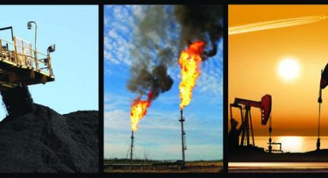¿Limitar el calentamiento global?: combustibles fósiles bajo tierra