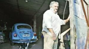 Su viejo volkswagen ya es un ícono. Le han ofrecido 1 millón de dólares por él. Pero no lo vende.