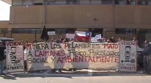 Caimanes: La lucha por el Agua en Chile ya no es invisible