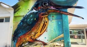 Bordalo II: El poder transformador que embellece la basura