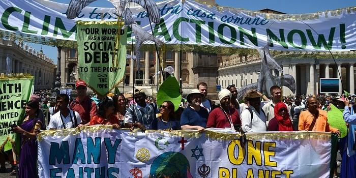 Alianza inter-religiosa para frenar el calentamiento de la Tierra